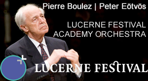 Lucerne Festival Academy Orchestra